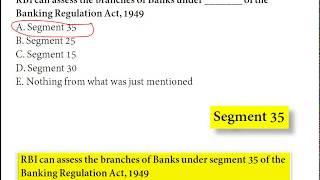 Banking awareness l Banking Awareness For SBI PO & IBPS Bank PO l
