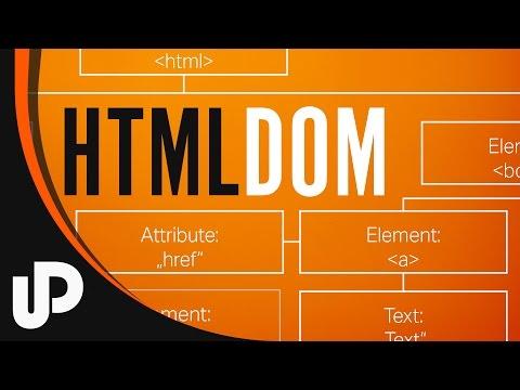 Was ist der HTML DOM? Warum ist das Thema Wichtig? | Tutorial