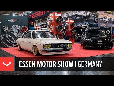 Essen Motor Show 2017 | Vossen Europe