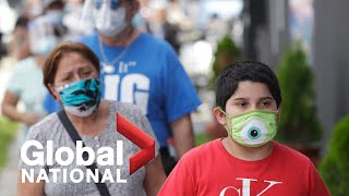 Global National: June 28, 2020 | COVID-19 cases pass 10 million worldwide, 500K deaths