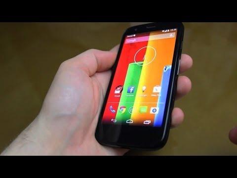 Motorola Moto G - recenzja, Mobzilla odc. 144