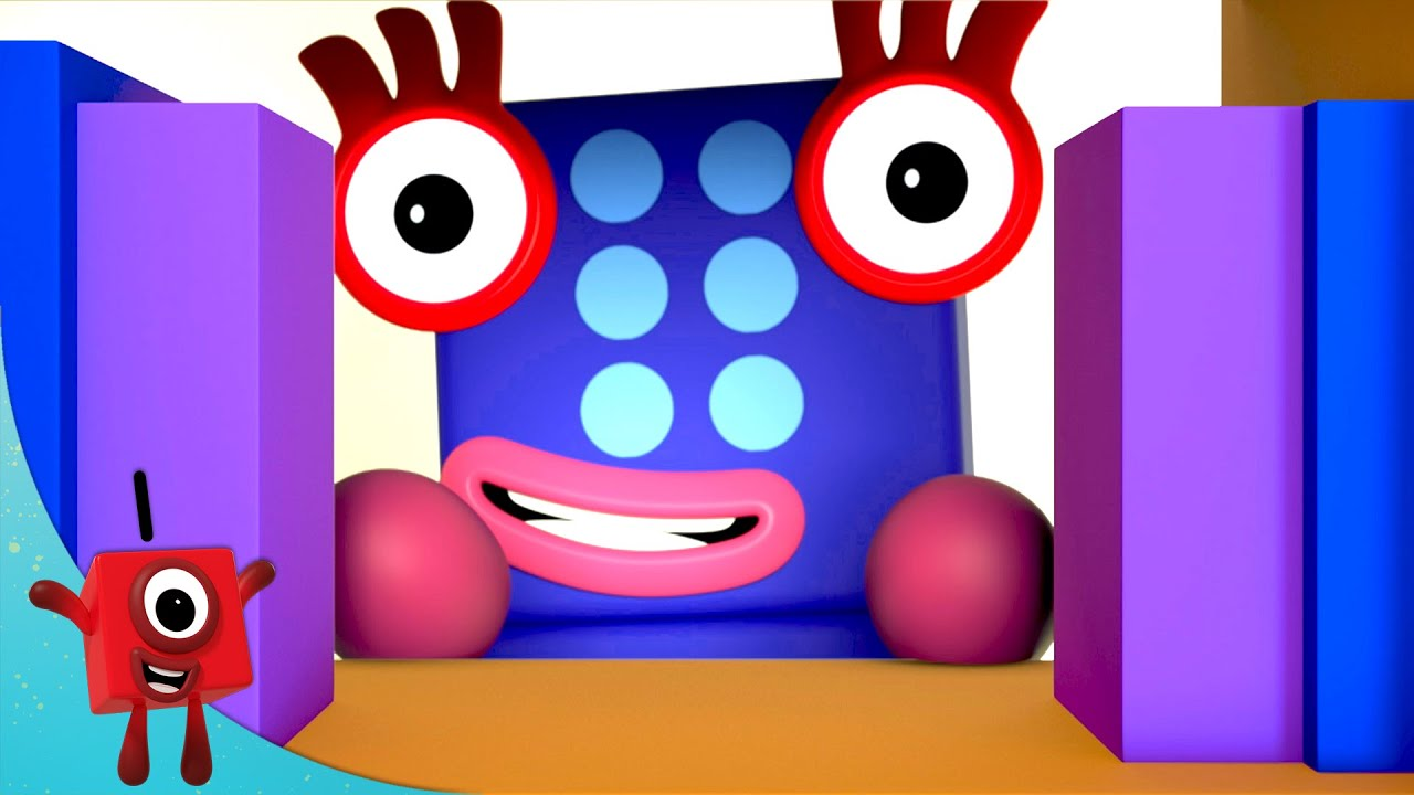 Numberblocks - Homework | Learn to Count | Learning Blocks