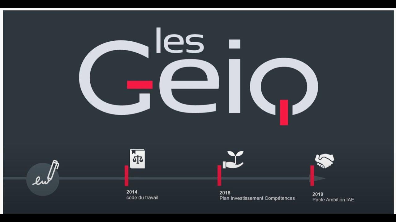 Professionnels : On vous présente l'action du GEIQ