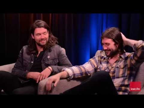 Taking Back Sunday: Interview (Last.fm Sessions)
