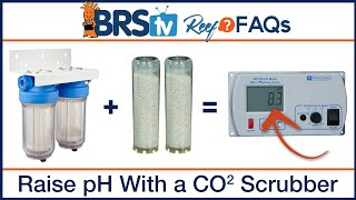 How to raise pH in saltwater tank with a CO2 scrubber | Reef FAQs thumbnail