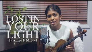 Baixar Acoustic Cover - LOST IN YOUR LIGHT by Dua Lipa ft. Miguel