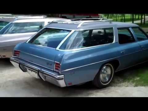 1973 Chevy Impala Station Wagons The Real McCoy