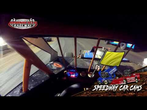 #59 Rob Muilenburg - Midwest Modified - 3-16-19 Springfield Raceway - In Car Camera