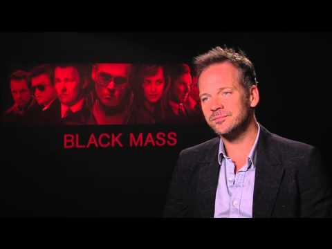 Black Mass - Interview With Peter Sarsgaard