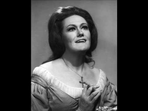 "Joan Sutherland sings ""Caro nome"" (Met, 1972)"