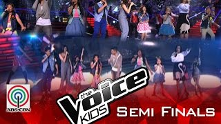 The Voice Kids Philippines 2015 Semi Finals: Bonggahan/Sayawan/Nosi Balasi Opening Number