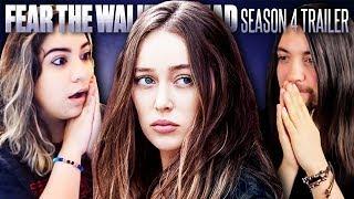 Fans React To Fear the Walking Dead Season 4 Trailer