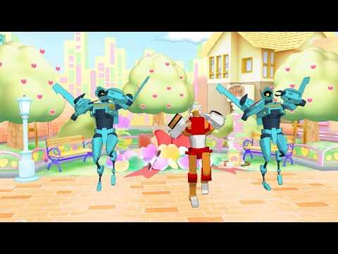 Hyakujuu Sentai Gaoranger With This Old Man Animal Song For Kids - Popular Nursery Rhymes by HAKID'S