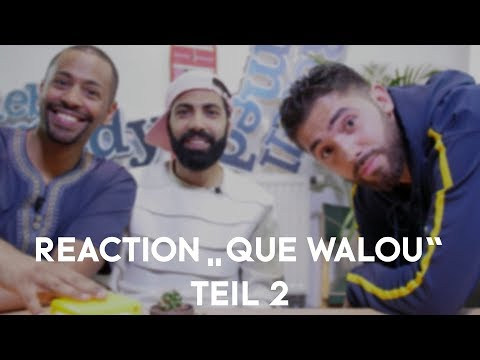 "Namika x RebellComedy - Reaction Video ""Que Walou"" Teil 2"