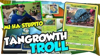 NON PENSAVO FACESSE COSI MALE| DECK TANGROWTH Eclissi Cosmica | Pokemon TCGO ITA