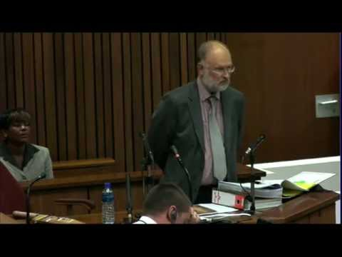 Oscar Pistorius Trial: Wednesday 16 April 2014, Session 3