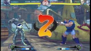 Super Street Fighter 4 - Gameplay Video 13