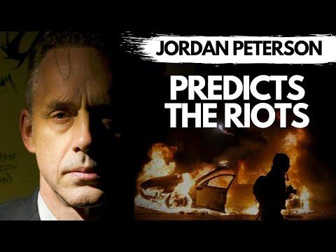 Jordan Peterson Predicts The Riots