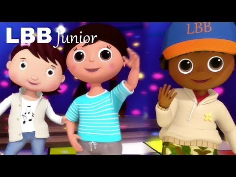 1, 2 It's Time To Dance   Original Songs   By LBB Junior