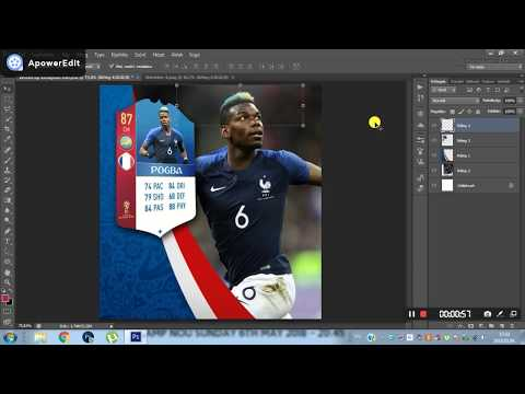 Paul Pogba World Cup 2018   instagram edit