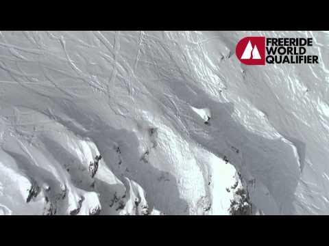 FWQ12 HOCHFUGHEN - 1st place Ski Men, Dani Fornell-Prat