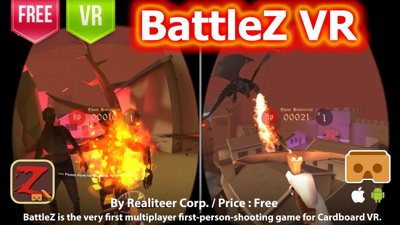 Image result for BattleZ VR