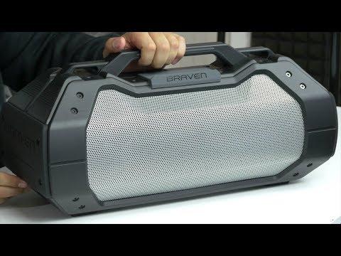 download video the biggest baddest bluetooth speaker in. Black Bedroom Furniture Sets. Home Design Ideas