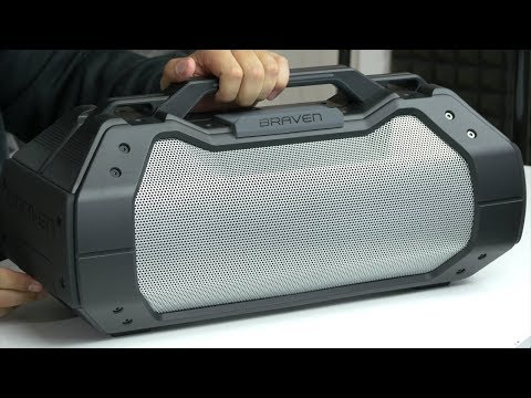 BIGGEST, BADDEST, LOUDEST Bluetooth Speaker!