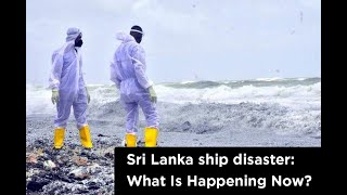 Sri Lanka ship disaster: What Is Happening Now?