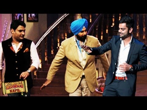 Virat Kohli on Comedy Nights with Kapil 28th June 2014 Episode