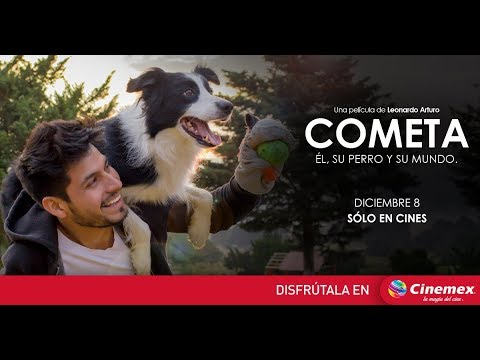 Cometa - Disponible ya en Amazon Prime Video