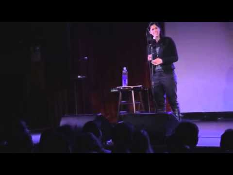 Sarah Silverman at The Bell House in Brooklyn