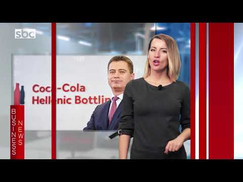 BUSINESS NEWS: COCA COLA HBC, EUROBANK, TUS AIRWAYS