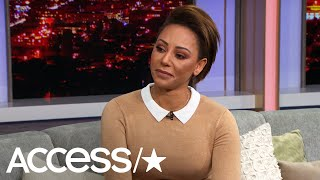 Mel B Gets 'Brutally Honest' About Alleged Abuse & How Simon Cowell May Have Saved Her Life | Access