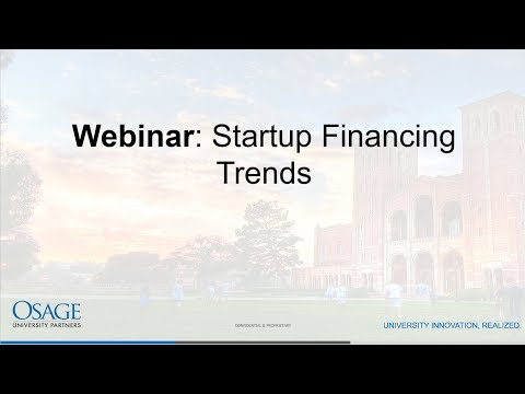 2017 Midyear Startup Financing Trends
