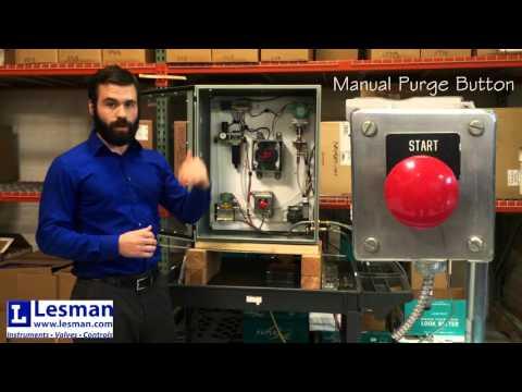 Air Bubbler Systems for Liquid Level Measurement
