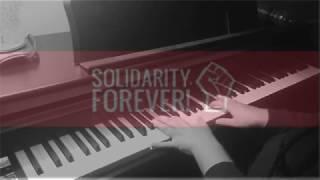 Piano: Solidarity Forever