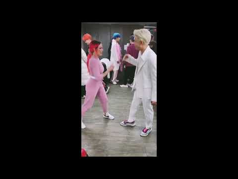 Emily - Have You Learned Halsey's Secret Handshake with BTS Yet?