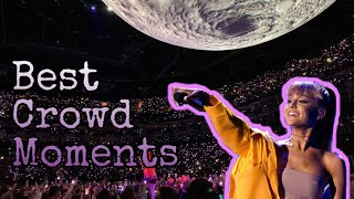 Ariana Grande best crowd moments!👩‍👧‍👦🥺🤍