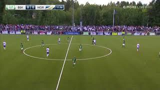 Brottby SK - IFK Norrköping SvC Omg 2 2018-08-23