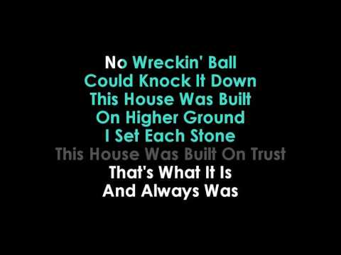 This House is Not for Sale karaoke Bon Jovi   | GOLDEN KARAOKE