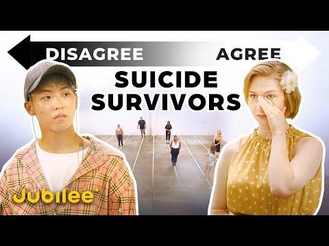 Do All Suicide Survivors Think The Same?   Spectrum