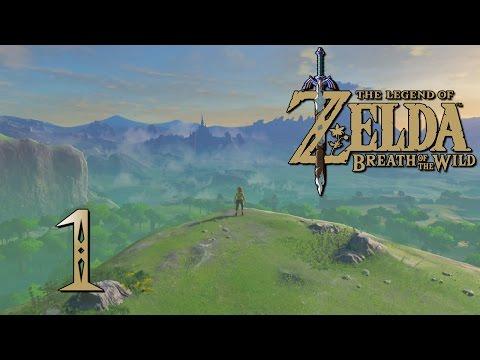 The Legend of Zelda: Breath of the Wild ITA [Parte 1 - Il risveglio]