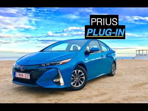 2017 Toyota Prius Plug-in Hybrid Review - Inside Lane