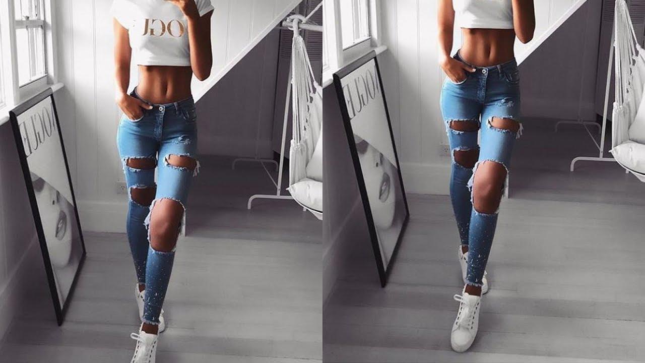 Long legs short body idea)))) Certainly