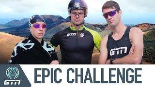 GTN Vs Ironman Lanzarote | Can We Break The Course Record?