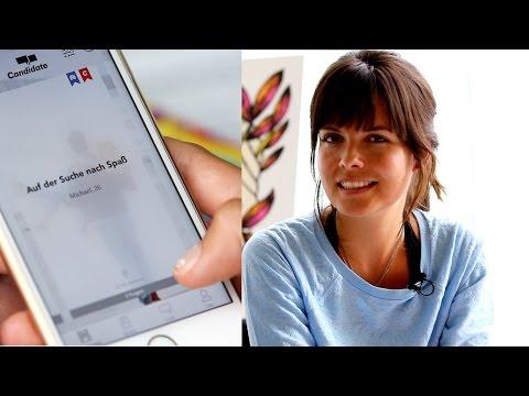 Zwei NEUE Dating-Apps im Test! - Once und Candidate statt Tinder - Liebeserklaerer