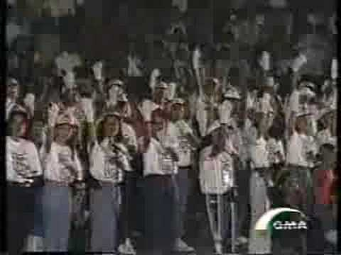 World youth day 1995 Tell the World of His Love 1