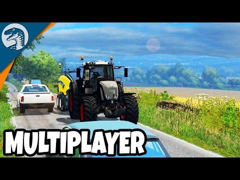 A FRESH NEW FARM | Farming Simulator 17 | Multiplayer Gameplay