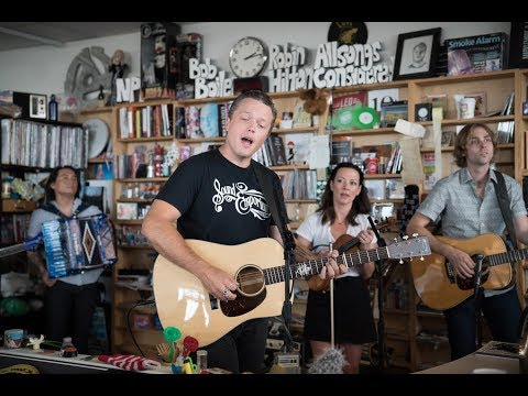 Jason Isbell: Tiny Desk